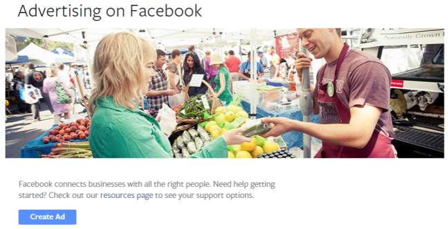 Learn about Facebook Advertising