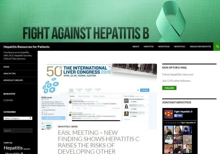 Fight Hepatitis B - BLog