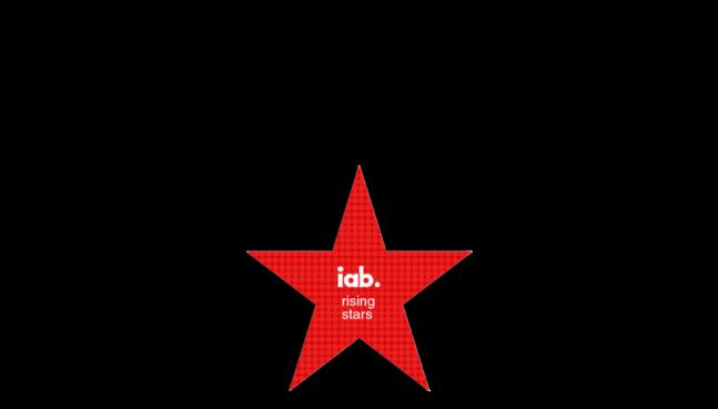 The SIX IAB RISING STARS