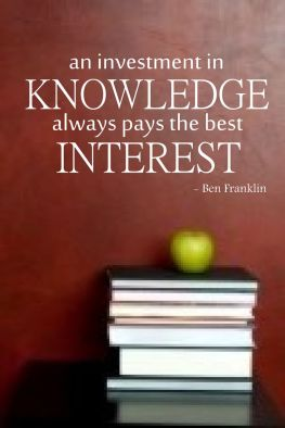 Knowledge Quote